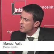 Calais : Manuel Valls se dit