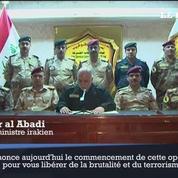 Irak: le premier ministre annonce le début de la bataille de Mossoul