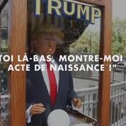 Une marionnette Trump prédit un avenir catastrophique aux New-Yorkais