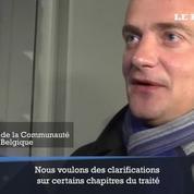CETA : la Belgique bloque l'accord avec le Canada