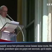Le pape François appelle les fidèles à prier pour Mossoul