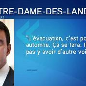 Notre-Dame-des-Landes: cacophonie gouvernementale quant au début des travaux de l'aéroport