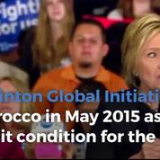WikiLeaks exposes Clinton's involvement in $12M Morocco fiasco