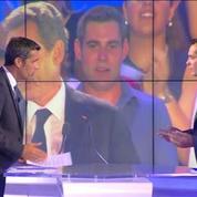 Nicolas Bay conseille à Nicolas Sarkozy de parler