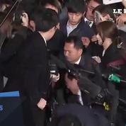 Un scandale de trafic d'influence sans précédent éclabousse la présidente sud-coréenne