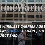 AT&T to buy Time Warner for more than $80 billion