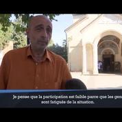 Abstention record aux élections parlementaires géorgiennes