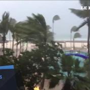 L'ouragan Matthew frappe les Caraïbes