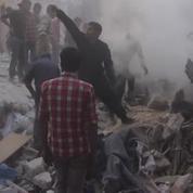 Syrie : aucun répit pour les casques blancs à Alep