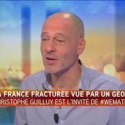 Christophe Guilluy: Cette nouvelle bourgeoisie (française) est dans une logique de laisser à l'écart tous les autres territo...