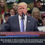 Donald Trump : « Le monde déteste Obama »