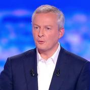 Bruno Le Maire :