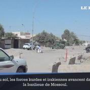 Les combats perdurent autour de Mossoul