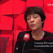 Les 50 ans d'RTL : entretien avec Elizabeth Martichoux