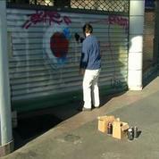 M. Chat devant la justice : le graffeur risque de la prison ferme