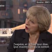 Brexit : la procédure débutera en mars selon la première ministre britannique Theresa May