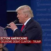 Etats-Unis : un second débat houleux