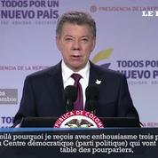 Colombie: le gouvernement lance de nouveaux pourparlers de paix avec les Farc
