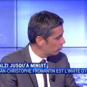 L'invité politique d'Olivier Galzi du 10/10/2016