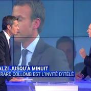L'invité politique d'Olivier Galzi du 11/10/2016
