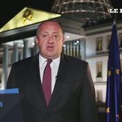 Un climat tendu pour les élections législatives en Géorgie
