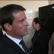 Policiers attaqués : M. Valls et B. Cazeneuve en déplacement dans des commissariats