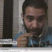 Mohammed, habitant d'Alep-est: Le monde garde les yeux fermés sur ce qu'il se passe ici, tout le monde s'en fout