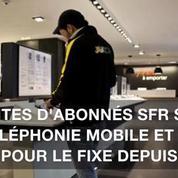 Téléphonie: 60 millions de consommateurs épingle l'opérateur SFR