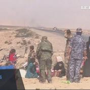 Bataille de Mossoul: les civils commencent à fuir