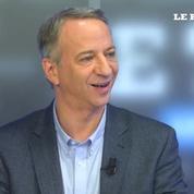 Baumel : «C'est toujours étonnant de voir un président de la République réfléchir à voix haute»