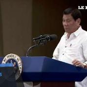 Pour le président philippin, Obama peut