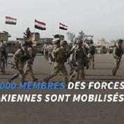 La bataille de Mossoul en chiffres