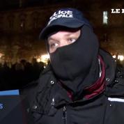 Police : cinquième nuit de manifestation, soutenue par les parisiens