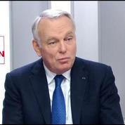 La victoire de Trump « provoque des inquiétudes » selon Jean-Marc Ayrault