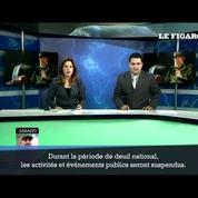 La télévision cubaine annonce neuf jours de deuil national
