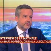 Jean-Marc Mormeck: On attend plus de 1500 jeunes