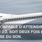 Richard Branson relance les vols supersoniques