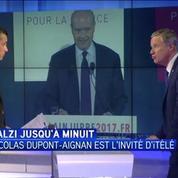 L'invité politique d'Olivier Galzi du 21/11/2016
