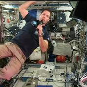 Thomas Pesquet, un Français dans l'espace