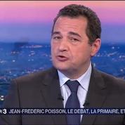 Jean-Frédéric Poisson quitte le plateau de France 3 en plein direct