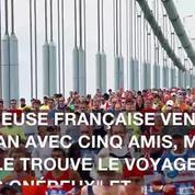 Le marathon de New York, une course qui vaut de l'or