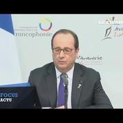 François Hollande appelle à la levée de l'embargo contre Cuba