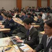 La présidente de la Corée du Sud annonce sa démission