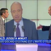 L'invité politique d'Olivier Galzi du 22/11/2016