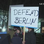 Deux manifestations d'extrême droite organisées après l'attentat de Berlin