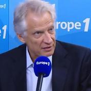 Dominique de Villepin sur Alep : «Le terrorisme est le vrai victorieux»