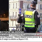 Christophe Nadjovski regrette un manque de communication sur la circulation alternée