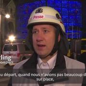 Attaque à Berlin : «La scène était très choquante»