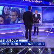 L'invité politique d'Olivier Galzi du 08/12/2016