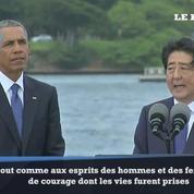 Le Japon et les États-Unis à Pearl Harbor pour un hommage commun